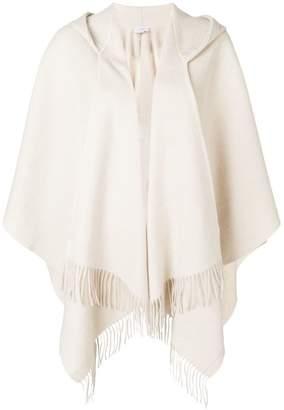 Snobby Sheep fringed shawl