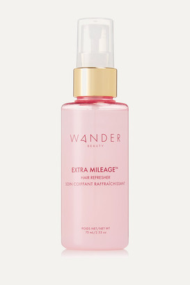 Wander Beauty - Extra Mileage Hair Refresher, 75ml - Colorless