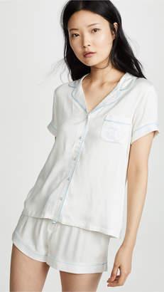 Splendid Bridal Shortie Pajama Set