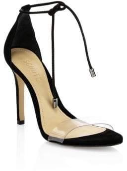Schutz Josseana Ankle Strap Sandals