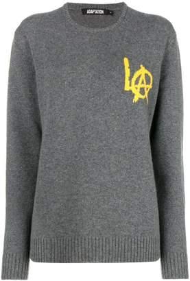 Adaptation fine knit jumper