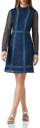 Reiss Abbey Lace Dress