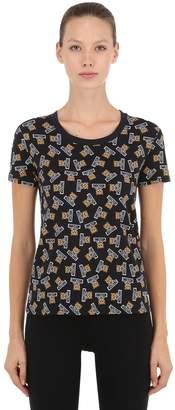 Moschino Underbear Stretch Jersey T-Shirt