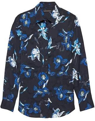Banana Republic Dillon Classic-Fit Floral Shirt