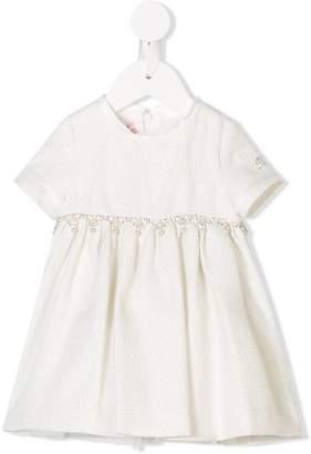 Miss Blumarine crystal embellished dress