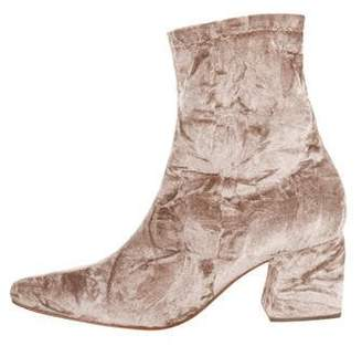 Rachel Comey Pointed-Toe Ankle Boots