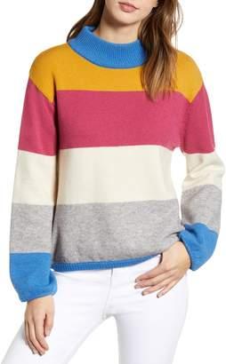 J.o.a. Colorblock Sweater