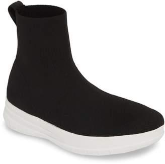 FitFlop Uberknit High Top Sneaker
