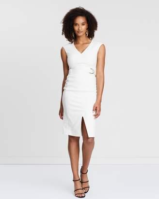 Karen Millen Belted Wrap Dress