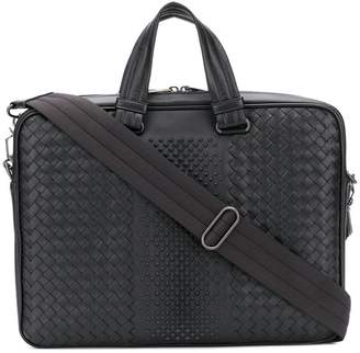 Bottega Veneta stud briefcase