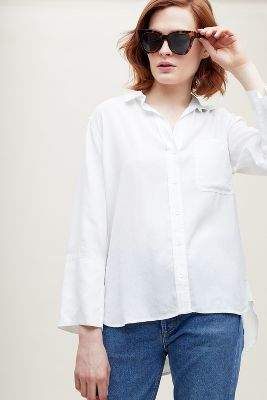 Cloth & Stone Aimee High-Low Shirt