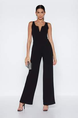 Nasty Gal Another Notch on Your Belt Jumpsuit