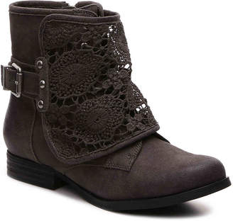 Not Rated Crafty Combat Boot - Women's