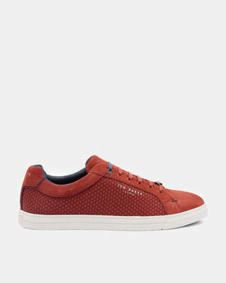 Ted Baker SARPIO Suede Derby trainers
