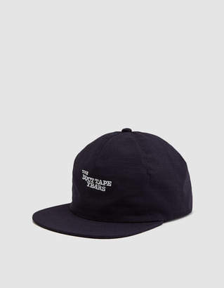 The Duct Tape Years One Panel Snapback Hat