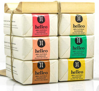 Co Olympic Trading Helleo Natural Handmade Organic Luxury Soaps - Gift Set