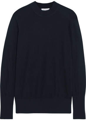 DKNY Cotton Sweater - Midnight blue