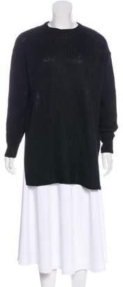 Etoile Isabel Marant Wool & Alpaca Crew Neck Sweater
