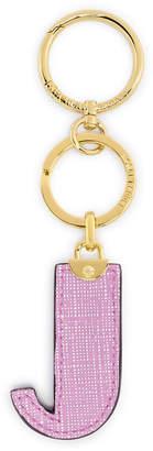 Henri Bendel Alphabet Leather J Bag Charm