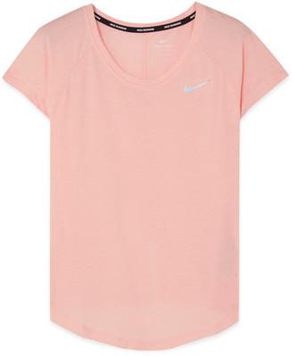 Nike Tailwind Mesh T-shirt - Pink