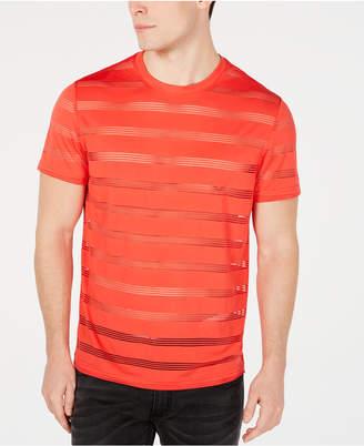 INC International Concepts I.n.c. Men Ample Stripe T-Shirt