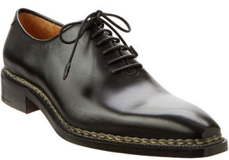 Caporicci Natural Calf Leather Oxford