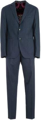 Etro Single Breasted Suit