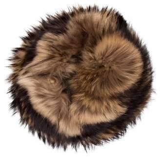 Valentino Fur Infinity Scarf