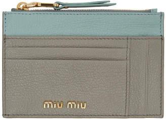 8ad1bde31e4a Miu Miu Blue Wallets For Women - ShopStyle Australia