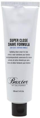 Baxter of California Super Close Shave Cream Tube