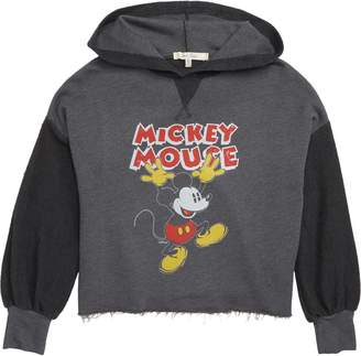 Junk Food Clothing Disney Mickey Mouse(R) Pullover Hoodie