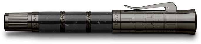 Graf Von Faber-castell Pen of the Year 2018 Black Edition Rollerball Pen