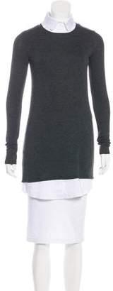 Bailey 44 Long Sleeve Layered Dress