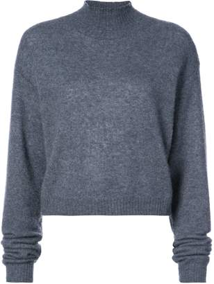 ADAM by Adam Lippes Cashmere Crop Sweater