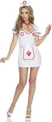 Mystery House Women's Flirty Nurse