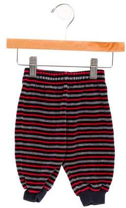 Sonia Rykiel Girls' Velvet Striped Pants