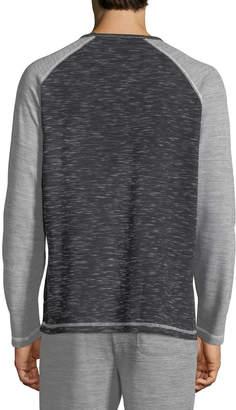 Majestic International Men's Static Thermal Raglan Shirt