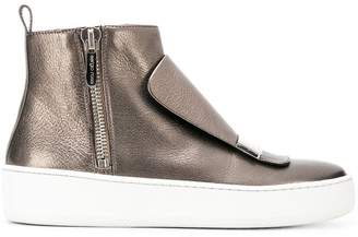 Sergio Rossi high-top sneakers