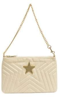 Stella McCartney Faux Leather Star Handbag