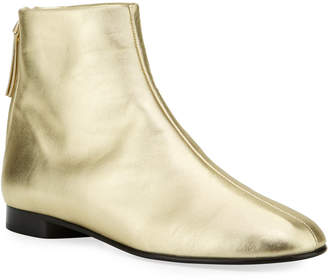 a4c5387f741 Soft Leather Flat Boot - ShopStyle
