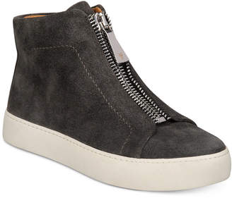 Frye Women's Lena Zip High-Top Sneakers Women's Shoes