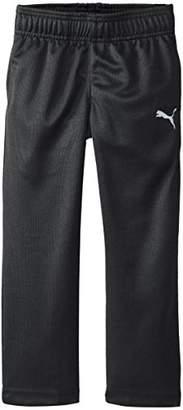 Puma Boys' Little Core Training Pant, Black, 6