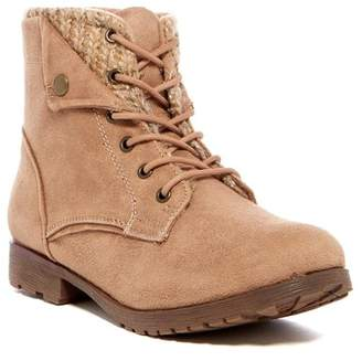 Rock & Candy Tavin Lace Up Boot