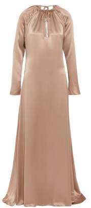 Juan Carlos Obando Long dress