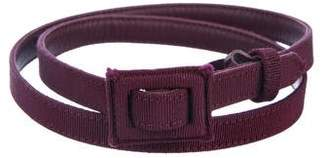 Christian Dior Canvas Waist Belt