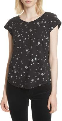 Joie Dillon Embroidered Tee