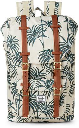 Herschel Pelican Palm Little America Mid Laptop Backpack