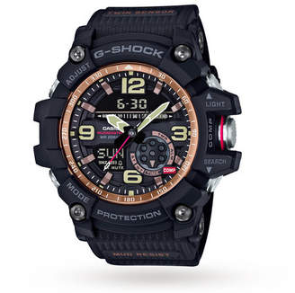 Mudmaster Master Of G Vintage Black And Alarm Chronograph Watch