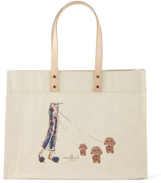 Parker Thatch Muffy & Mortimer Extra-Large Personalized Tote