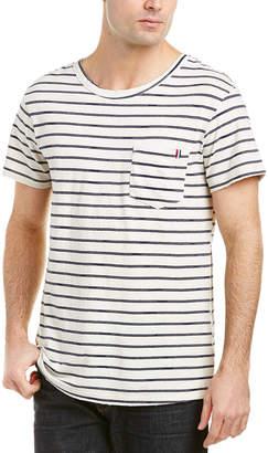 Sol Angeles Vintage Stripe Pocket T-Shirt